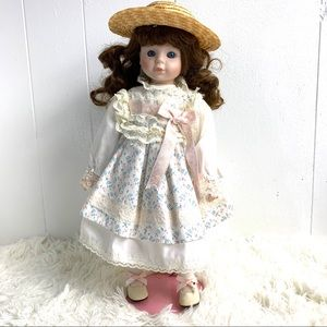 Jennifer Princess House  Porcelain Collector Doll